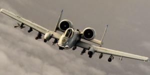 photo d'un avion a10 tank killer