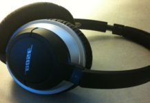photo d'un casque bluetooth bose