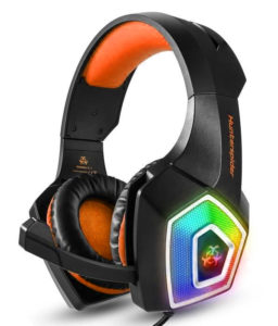 photo d'illustration montrant un casque audio gaming