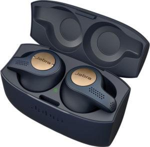 photos des ecouteurs sans fil jabra elite 65t