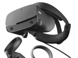 illustration du casque de realite virtuelle vr oculus rift s