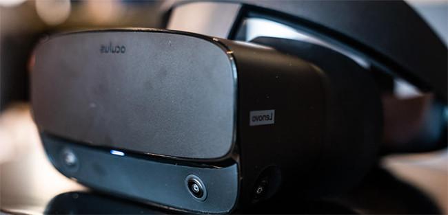 photo de l'oculus rift s
