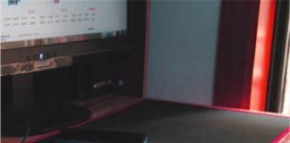 photo d'une tapis de souris gamer